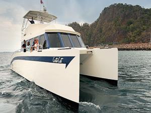 Catamaran Costa Cat Costa Rica
