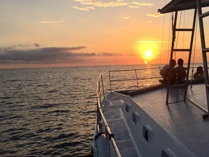 Catamaran Sun Set Jaco