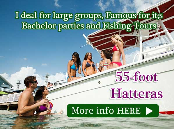 Bachelor Party Boat