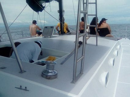 Costa Rica Catamaran Day Tour