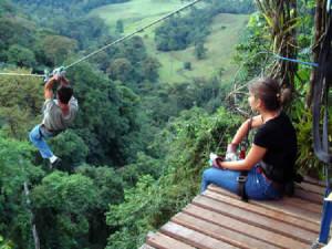 Costa Rica Jaco Zip Line Tours