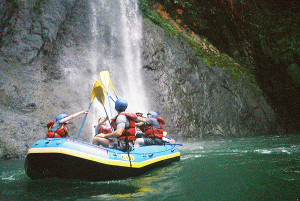 Costa Rica Pacuare River Rafting