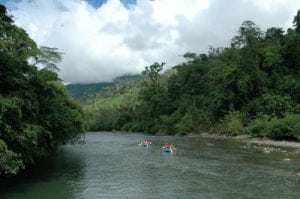 Costa Rica Rafting Tours From Jaco