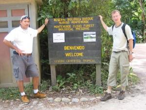 Costa Rica Tours Monverde