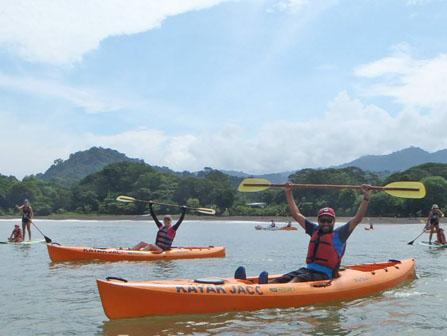 Kayaking Tours Jaco