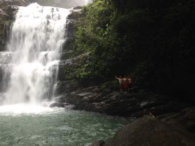Bijagual Waterfall Tours Costa Rica