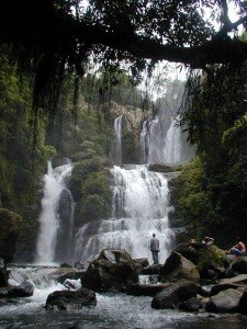 Nauyaca Waterfall tours Dominical CostaRica