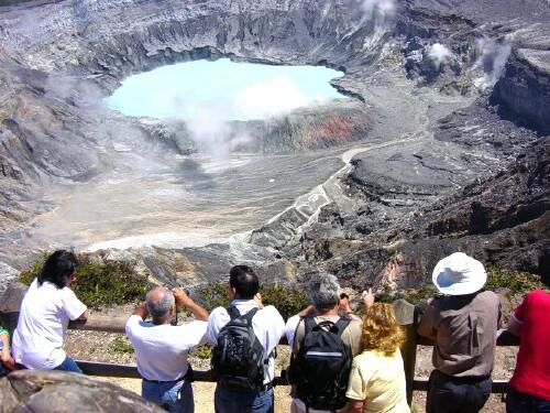 Poas Volcano Tour Tours Costa Rica