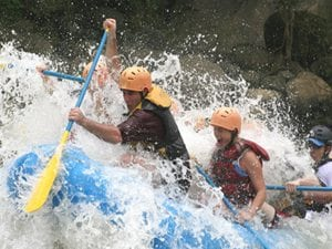 White Water Rating