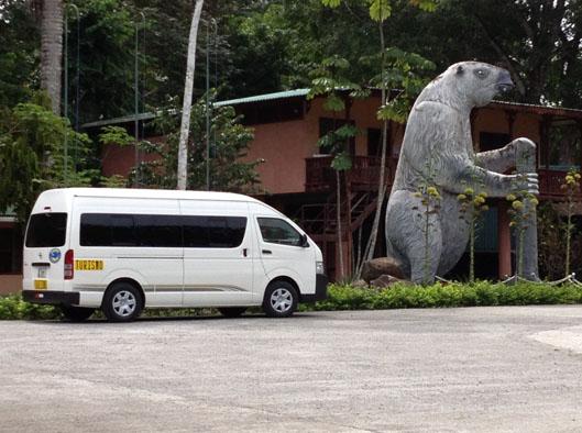 Sloth Sanctuary Tour
