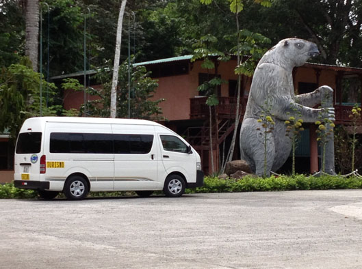 Sloth Sanctuary CostaRica