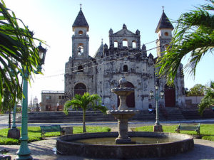 Tours Granada Nicaragua