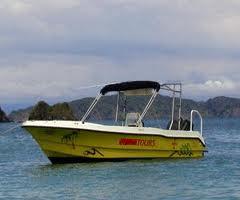 Water Taxi Jaco Montezuma