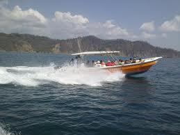 Zuma Boat Taxi, Costa Rica