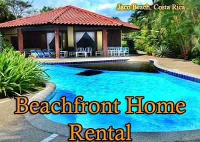 Beach Home Rental