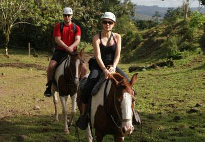 Jaco Costa Rica Horseback riding