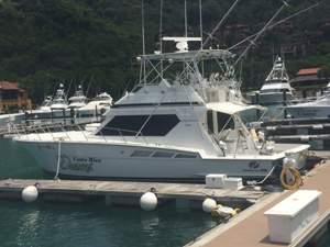 50 Feet Fishing Charter Los Suenos