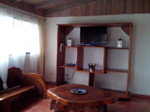 Casa Cielo Alto Living Room