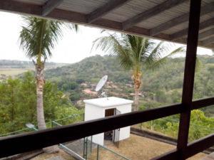 Cielo Alto Mounting View