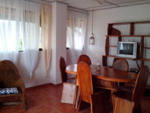 Living Room Casa Cielo Alto