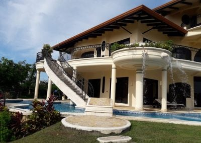 Villa Avalon Pool Front House