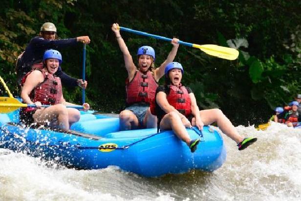 Costa Rica Rafting Tour